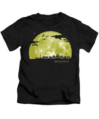 Budapest Kids T-Shirts