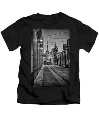 Bw City Lights Kids T-Shirt