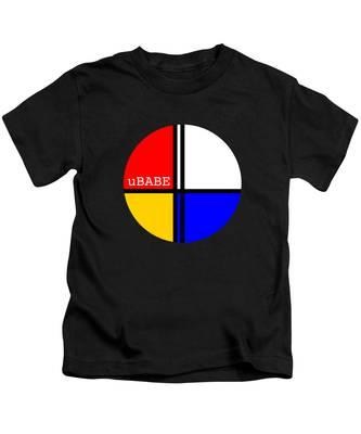 Circle Style Kids T-Shirt