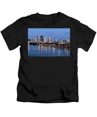 Early Rise Miami Kids T-Shirt