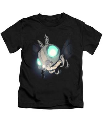 Lamp Kids T-Shirts