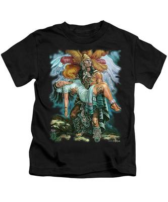 Mexican Culture Kids T-Shirts