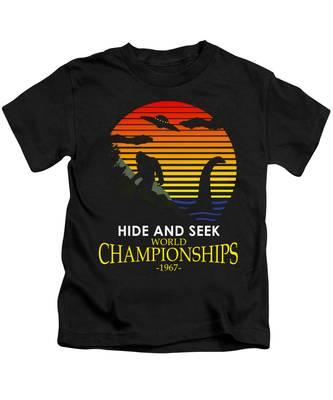 Nessie Kids T-Shirts
