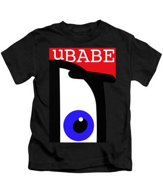 I See Ubabe Kids T-Shirt