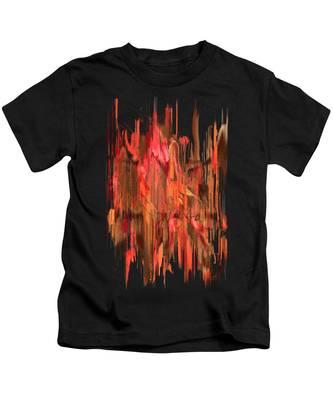 Maple Leaf Rag Kids T-Shirt