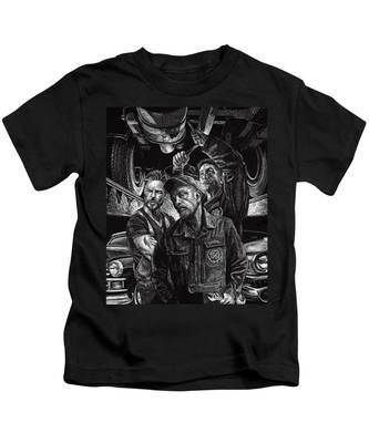 Mechanics Kids T-Shirt
