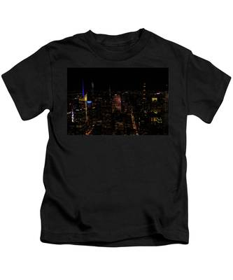 New York City Fifth Ave Kids T-Shirt