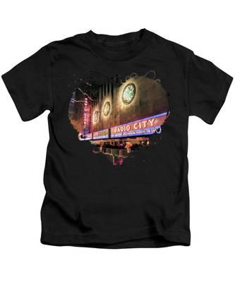 City Hall Kids T-Shirts