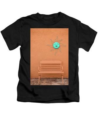 Southwestern Bench  Kids T-Shirt
