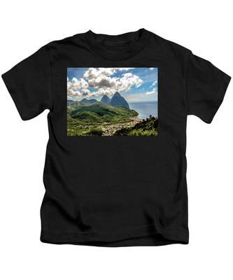 The Piton Twins Kids T-Shirt