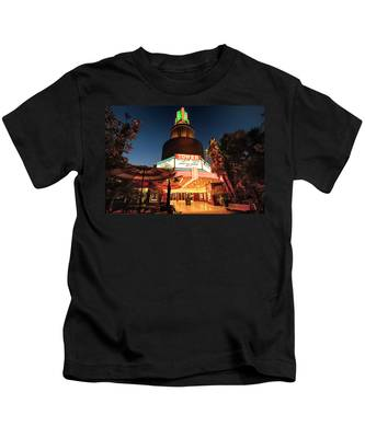 Tower Theater- Kids T-Shirt