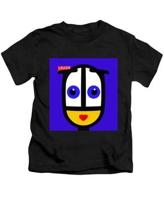 Ubabe Blue Kids T-Shirt