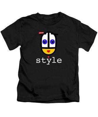 Ubabe Dot Style Kids T-Shirt