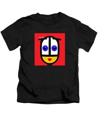 Ubabe Red Kids T-Shirt