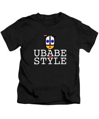 Ubabe Style Url Kids T-Shirt