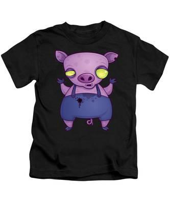 Barn Kids T-Shirts