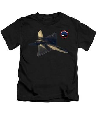 Aerospace Kids T-Shirts