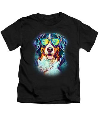Mountain Man Kids T-Shirts