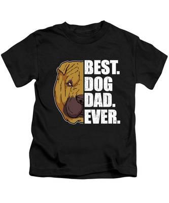 Domestic Dog Kids T-Shirts
