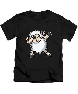 Lamb Kids T-Shirts