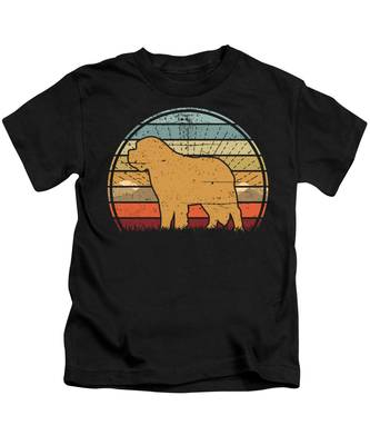 Golden Retrievers Kids T-Shirts
