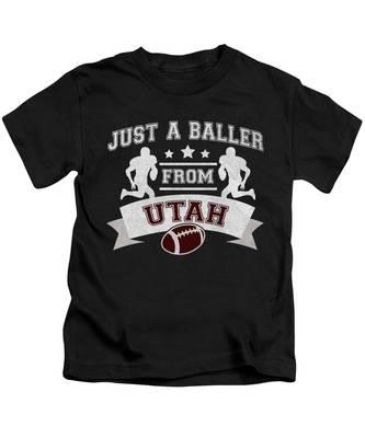 Utah Kids T-Shirts