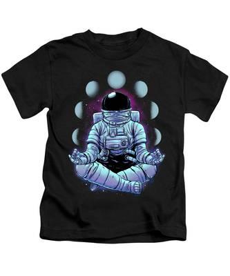 Meditation Kids T-Shirts