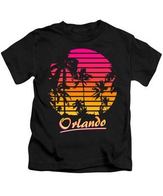 Orlando Kids T-Shirts