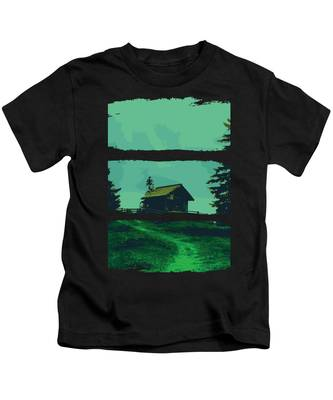 Farm House Kids T-Shirts