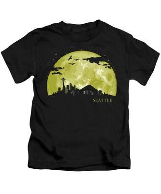 Seattle Kids T-Shirts