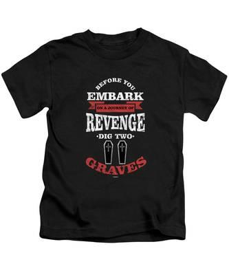 Catacombs Kids T-Shirts