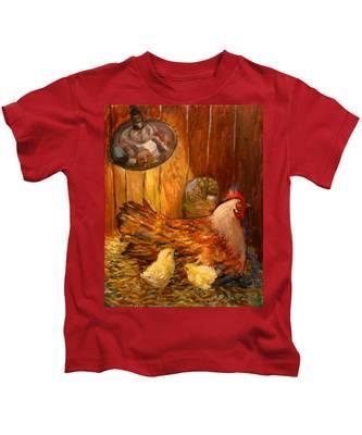 An025 Kids T-Shirt