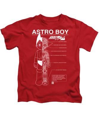 Astro Kids T-Shirts