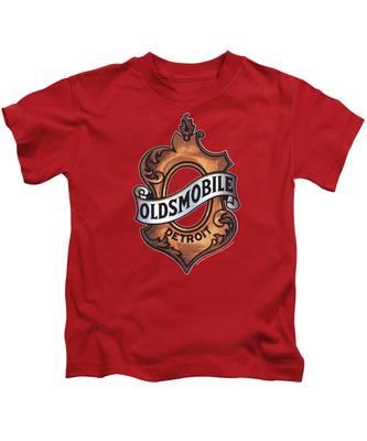 Detroit Kids T-Shirts