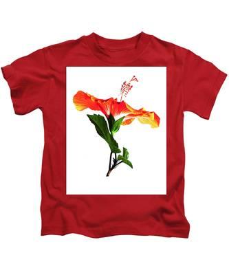 Art Orange Kids T-Shirt