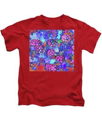Desert Vibe Bloom Kids T-Shirt