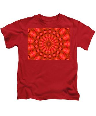 Feathered Rouge Kids T-Shirt