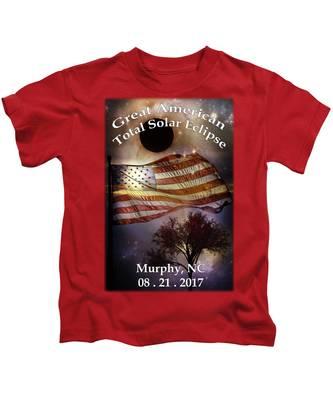 Western North Carolina Kids T-Shirts
