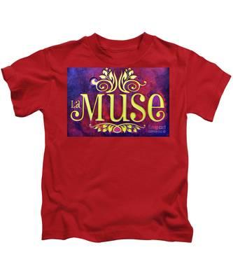 La Muse, Sign Kids T-Shirt