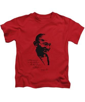 Historical Figure Kids T-Shirts