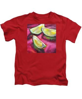 Margarita Limes Kids T-Shirt