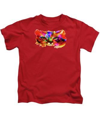 No More Mr. Nice Guy Kids T-Shirt