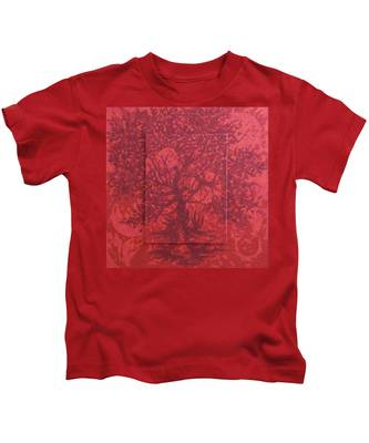 Red Planet Kids T-Shirt