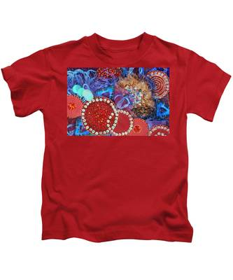 Ruby Slippers 3 Kids T-Shirt