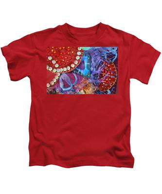 Ruby Slippers 7 Kids T-Shirt