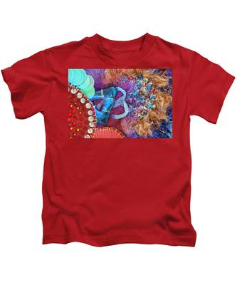 Ruby Slippers 8 Kids T-Shirt