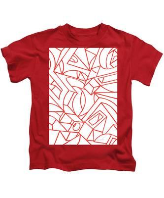 Sentences Kids T-Shirt