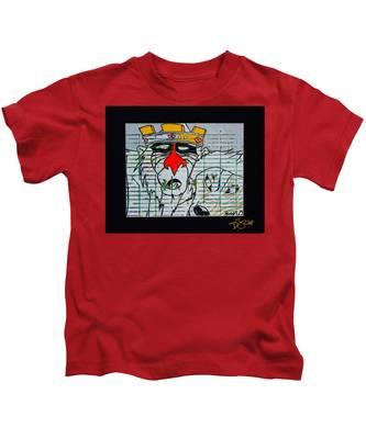 Take The Crown Kids T-Shirt