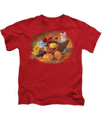 Thankful Kids T-Shirt