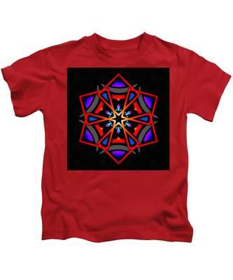 Utron Star Kids T-Shirt by Derek Gedney